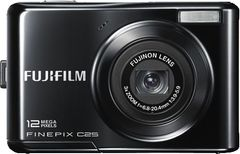 Fujifilm FinePix C25 Point & Shoot