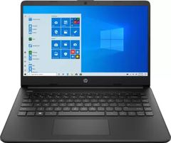 HP 14s-dy2500TU Laptop (11th Gen Core i3/ 8GB/ 256GB SSD/ Win10 Home)