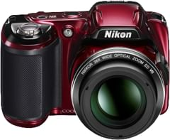Nikon Coolpix L810 Point & Shoot