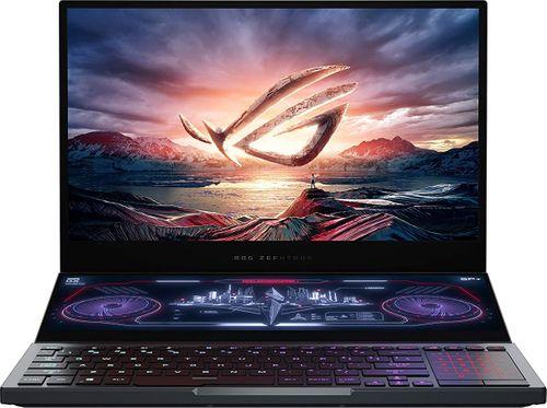 Asus ROG Zephyrus Duo GX550LWS-HF131TS Gaming Laptop (10th Gen Core i7/ 32GB/ 2TB SSD/ Win10 Home/ 8GB Graph)