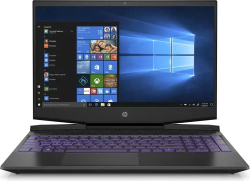 HP 15-dk0050TX Gaming Laptop (9th Gen Core i7/ 8GB/ 1TB 256GB SSD/ Win10 Home/ 4GB Graph)