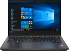 Lenovo ThinkPad E14 20RAS15200 Laptop (10th Gen Core i7/ 16GB/ 1TB 256GB SSD/ Win10 Home)