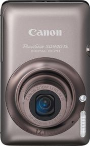Canon PowerShot SD940IS 12.1MP Digital Camera