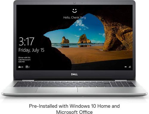 Dell Inspiron 15 5593 Laptop (10th Gen Core i3/ 4GB/ 512GB SSD/ Win10)