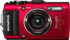 Olympus TG-4 16MP Waterproof Digital Camera