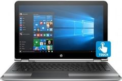 HP Pavilion X360 15-bk002tx (Z1D85PA) Laptop (6th Gen Ci7/ 8GB/ 1TB/ Win10/ 2GB Graph)
