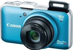 Canon SX 230 HS Digital Camera