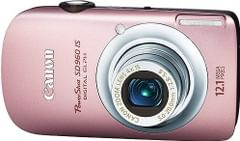Canon PowerShot SD960IS 12.1MP Digital Camera