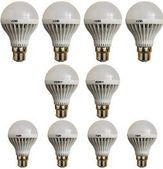 Set of 10 LED Light Bulbs from Vizio at Rs. 899 + GC of Rs. 100 Free