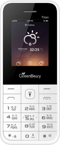 GreenBerry Titan