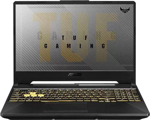 Asus TUF FX566LH-BQ026T Gaming Laptop (10th Gen Core i5/ 8GB/ 512GB SSD/ Win10 Home/ 4GB Graph)