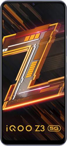 iQOO Z3 5G (8GB RAM + 128GB)
