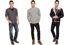 Men's Apparal & Accessories More Than 60% OFF | Extra 20% OFF