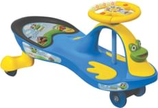 Toyzone Impex Pvt Ltd Deluxe Free Wheel Magic Car