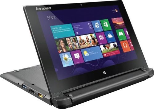 Lenovo Flex 10 Notebook (1st Gen CDC/ 2GB/ 500GB/ Win8.1/ Touch) (59-430551)