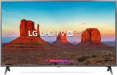 LG 50UK6560PTC (50-inch) Ultra HD 4K Smart LED TV