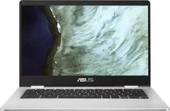 Asus Chromebook C423NA-EC0521 Laptop (Celeron Dual Core/ 4GB/ 64GB eMMC/ Chrome OS)