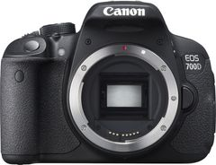 Canon EOS 700D DSLR (Body Only)