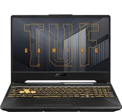 Asus TUF Gaming F15 FX566LH-HN255T Laptop vs Lenovo IdeaPad Gaming 3 82EY00V1IN Laptop