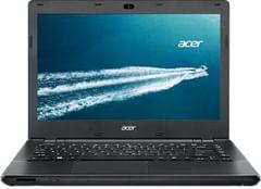 Acer Travelmate TM P246-M (NX.V9VEK.002) Laptop (4th Gen Ci5/ 4GB/ 500GB/ Linux)