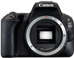 Canon EOS 200D DSLR Camera (Body Only)