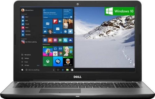 Dell Inspiron 5000 5567 Notebook (7th Gen Core i5/ 4GB/ 1TB/ Win10/ 2GB Graph)