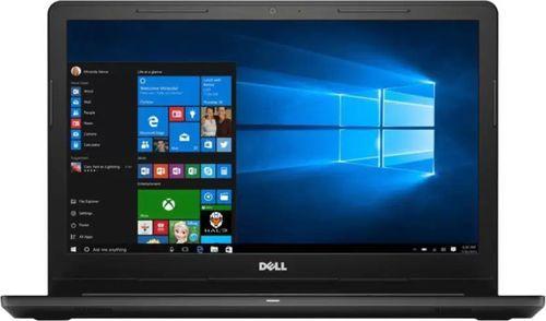 Dell Inspiron 3567 Notebook (6th Gen Ci3/ 4GB/ 2TB/ Win10 )