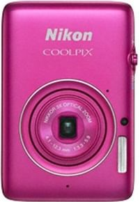 Nikon Coolpix S02 Point & Shoot