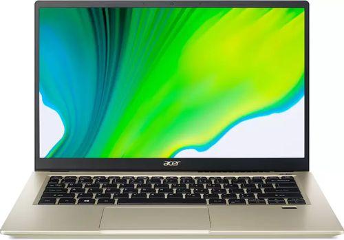 Acer Swift 3 SF314-510G-57FW NX.A10SI.001 Laptop (11th Gen Core i5/ 16GB/ 512GB SSD/ Win10 Home/ 4GB Graph)