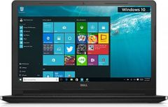Dell Inspiron 3552 Notebook (PQC/ 4GB/ 500GB/ Win10) (Z565162HIN9)