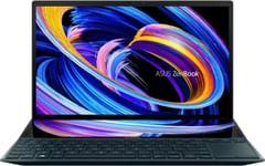 Asus ZenBook Duo 14 UX482EG-KA711TS Laptop (11th Gen Core i7/ 16GB/ 1TB SSD/ Win10 Home/ 2GB Graph)