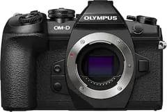 Olympus OM-D E-M1 Mark II 20.4 MP Mirrorless Camera with 12-200 mm