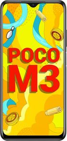 Poco M3 (6GB RAM + 128GB) vs Xiaomi Redmi Note 10