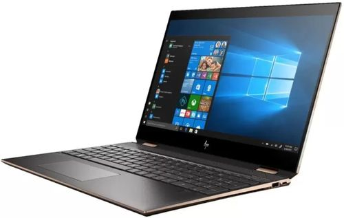 HP Spectre X360 15-DF0013DX Laptop (8th Gen Core i7/ 16GB/ 512GB SSD/ Win10 Home/ 2GB Graph)