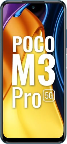 POCO M3 Pro 5G (6GB RAM + 128GB)