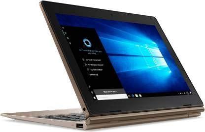 Lenovo Ideapad D330 81H3009TIN Laptop (Celeron Dual Core/ 4GB/ 64GB SSD/ Win10)