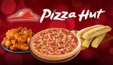 Flat 50% OFF: Pizza Hut Wow Offer