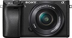 Sony ILCE-6300L Digital Camera with (SELP16-50 Lens)