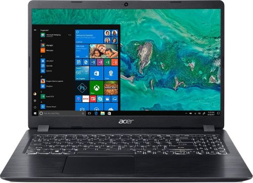 Acer Aspire 5 Slim A515-52 Laptop (7th Gen Core i3/ 4GB/ 256GB SSD/ Win10)