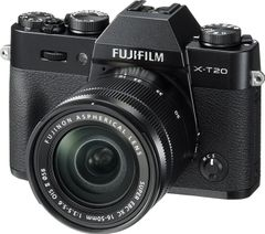 Fujifilm X-T20 16-50mm Mirrorless Digital Camera