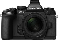 Olympus OM-D E-M1 Mirrorless Camera (M.Zuiko Digital 12-50mm)
