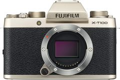 Fujifilm X-T100 Mirrorless Digital Camera Body Only