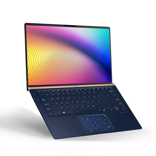Asus Zenbook 14 UX433FA-DH74 Laptop (8th Gen Core i7/ 16GB/ 512GB SSD/ Win 10)
