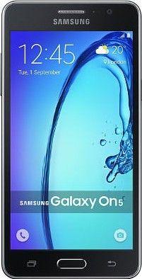 Samsung Galaxy On5 Codes