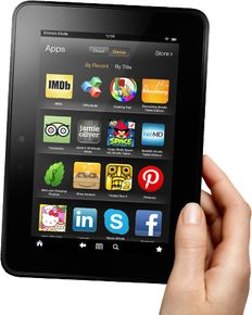 "Amazon Kindle Fire HD 7"" Tablet (16GB)"