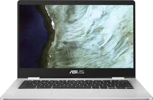 Asus Chromebook C423NA-BZ0522 Laptop (Celeron Dual Core/ 4GB/ 64GB eMMC/ Chrome OS)