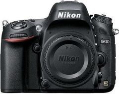 Nikon D610 24.3 MP DSLR Camera (Body Only)