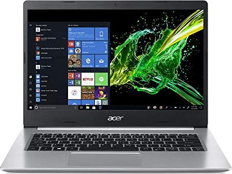 Acer Aspire 5 Slim A514-52 2019 Laptop (10th Gen Core i3/ 4GB/ 512GB SSD/ Win10)