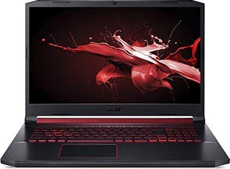 Acer Nitro 5 AN517-51 Gaming Laptop (9th Gen Core i7/ 8GB/ 1TB/ Win10 Home/ 4GB Graph)