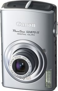 Canon PowerShot SD870IS 8MP Digital Camera
